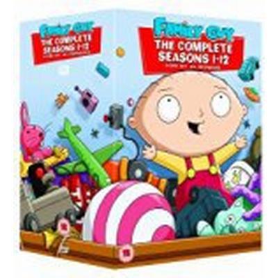 Family Guy - Season 1-12 [DVD]